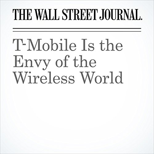 T-Mobile Is the Envy of the Wireless World copertina