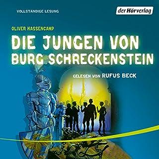 Die Jungen von Burg Schreckenstein Titelbild