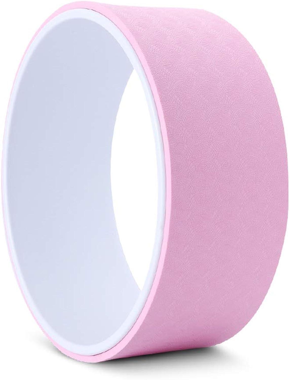 Yoga Wheel Yoga Rad zur Verbesserung der Flexibilitt Balance und Krperhaltung Yogahilfsmittel Maximalgewicht ca. 150kg zur Verbesserung der Flexibilitt