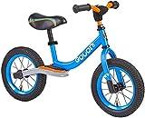 Bicicleta de Equilibrio de Acero Estructural de Carbono Ligero para niños, Bicicleta para niños sin Pedales para Equilibrio, con Manillar Ajustable y Silla de Montar, MAX 35 kgtoys Durante 2-7 años