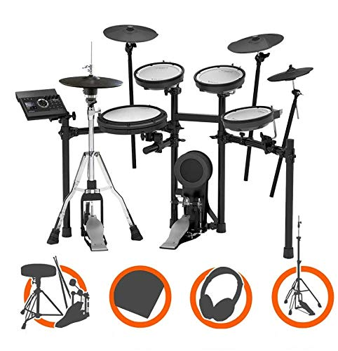 Roland V-Drums TD-17KV-S VH-11Custom 3Cymbal シングルフルオプションセット