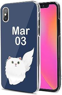Huawei P40 Pro 5G ケース カバー スマホケース ハード TPU 素材 おしゃれ かわいい 耐衝撃 花柄 人気 全機種対応 三月の誕生日(猫) かわいい アニメ アニマル 9797597