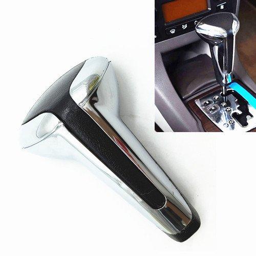 Bâton de levier de levier de vitesse automatique en plastique chromé en plastique ABS HDCF ABS