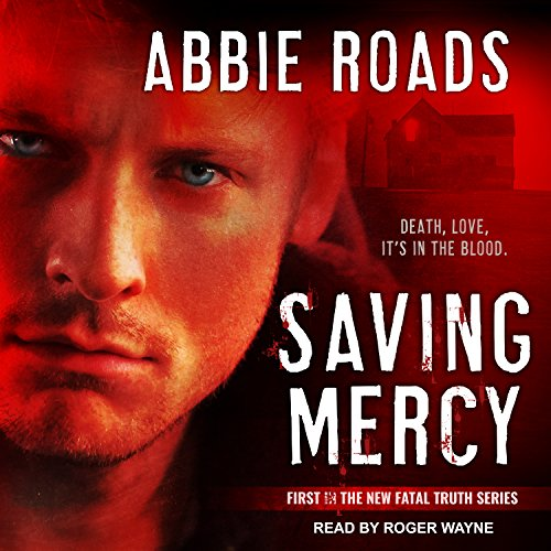 Saving Mercy audiobook cover art