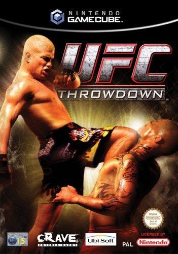 Ultimate Fighting Championship: Throwdown (GameCube) by UBI Soft