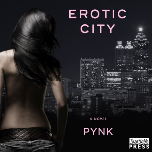 Erotic City audiobook cover art