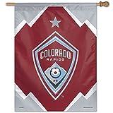 WinCraft Soccer Colorado Rapids Vertical...