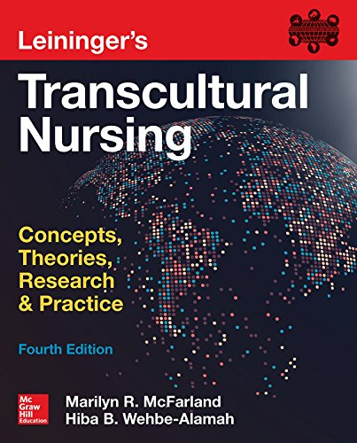 51Bl++EFT1L - Leininger's Transcultural Nursing: Concepts, Theories, Research & Practice, Fourth Edition