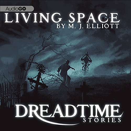 Living Space audiobook cover art