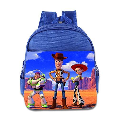 Toddler Kids Toy Story Escuela Mochila lindo bebé niños niñas mochila escolar