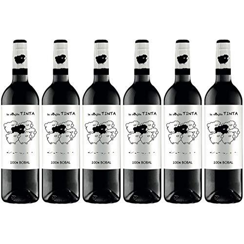 Obejita Vino Tinto - 6 Botellas - 4500 ml