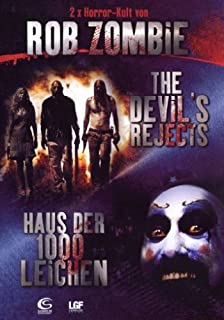Rob Zombie Box: Haus der 1000 Leichen / The Devil's Rejects (3 DVDs)