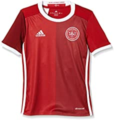 Adidas Camiseta Selección Dinamarca 1ª Equipación 2016/2017 Ninos