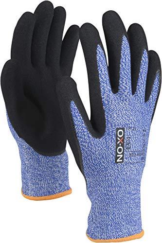 HandschuhMan. Ox-On Schnittschutzhandschuhe Stufe 5 schnittfeste Handschuhe Cut Comfort (11/XXL)