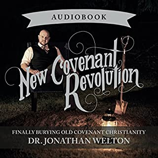 New Covenant Revolution cover art