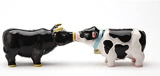 1 X Kissing Cow & Bull Salt & Pepper Shaker Set S/P