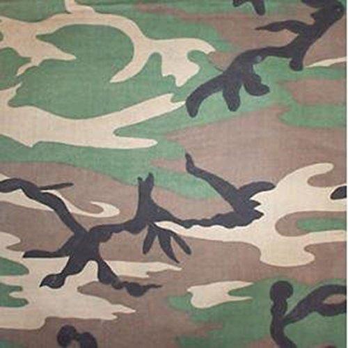 Bandana Écharpe Camouflage