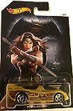 Hot Wheels Batman Vs Superman Power Pistons Wonder Woman - DC Comics Exclusive Collectible #6 by Toy Cars