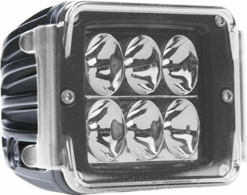 Rigid Industries 20192 Clear Protective Polycarbonate Light Cover