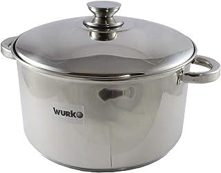 Wurko 22082 - Olla Inox 26 Cm. Wurko