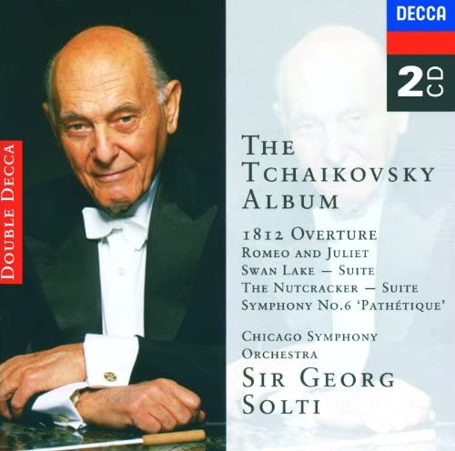 Chicago Symphony Orchestra & Sir Georg Solti