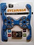 Sylvania Netbook Cooling Fan - Blue