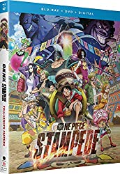 26% Off One Piece: Stampede Blu-Ray Set