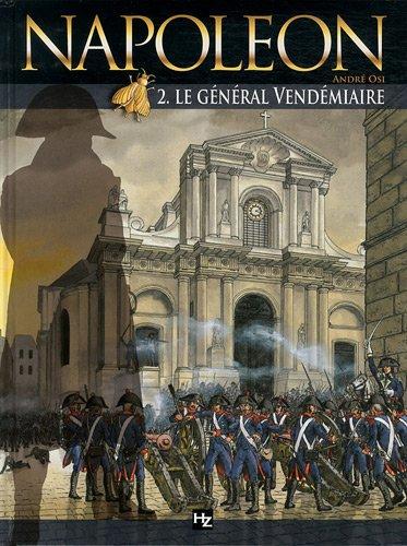 Napoléon T02: Le Général Vendémiaire