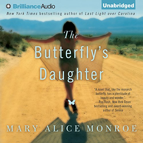 The Butterfly's Daughter audiobook cover art