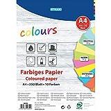 STYLEX Farbiges Papier