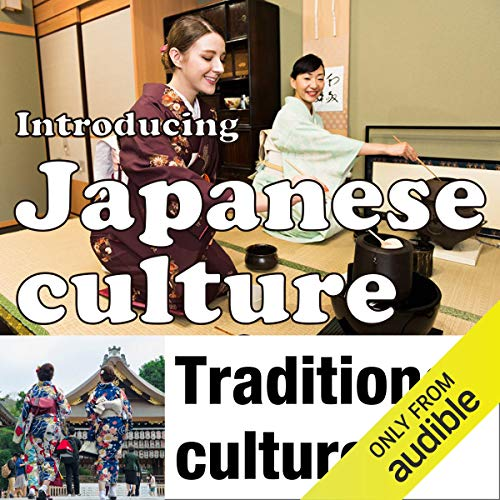 Introducing Japanese culture -Traditional culture- Titelbild