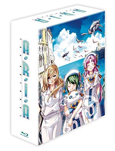ARIA The NATURAL Blu-ray BOX
