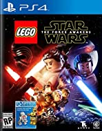 Lego Star Wars The Force Awakens PS4 Game with Jabba's Palace DLC