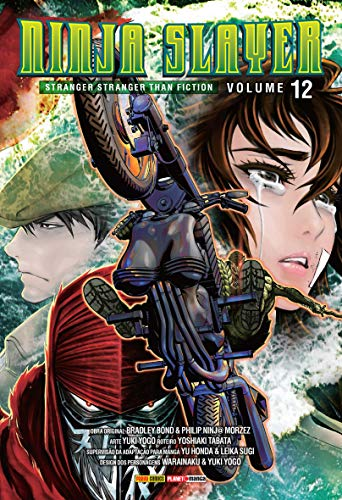 Ninja Slayer Vol. 12