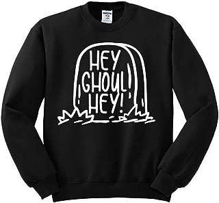TeesAndTankYou Hey Ghoul Hey Sweatshirt Unisex