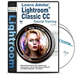 Adobe Lightroom Classic CC Desktop Editing Training on 2 DVDs 11 Hours in 226 Lessons Computer Tutorials