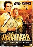 Librarian 2 - Return To King Solomon's Mines - Dutch Import Dvd New