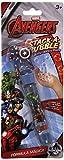 Avengers - Stack a Bubble, pompa de jabón (TPF 269631), surtido