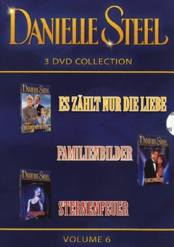 Danielle Steel - Box. Vol. 6 [3 DVDs]