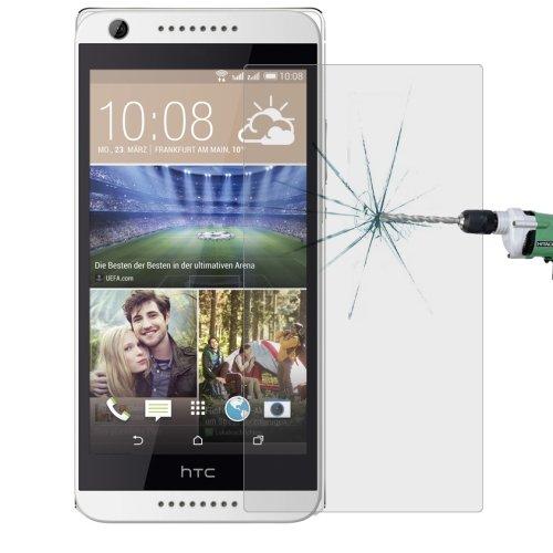 betterfon Panzerglas für HTC Desire 626G Dual Sim Bildschirm Schutz Echt Glas Panzer Folie Tempered Glass 9H Schutzglas Echtglasfolie Bildschirmschutzfolie