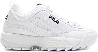 FILa DISRUPTOR CLaSSIC FaSHION SNEaKER - White