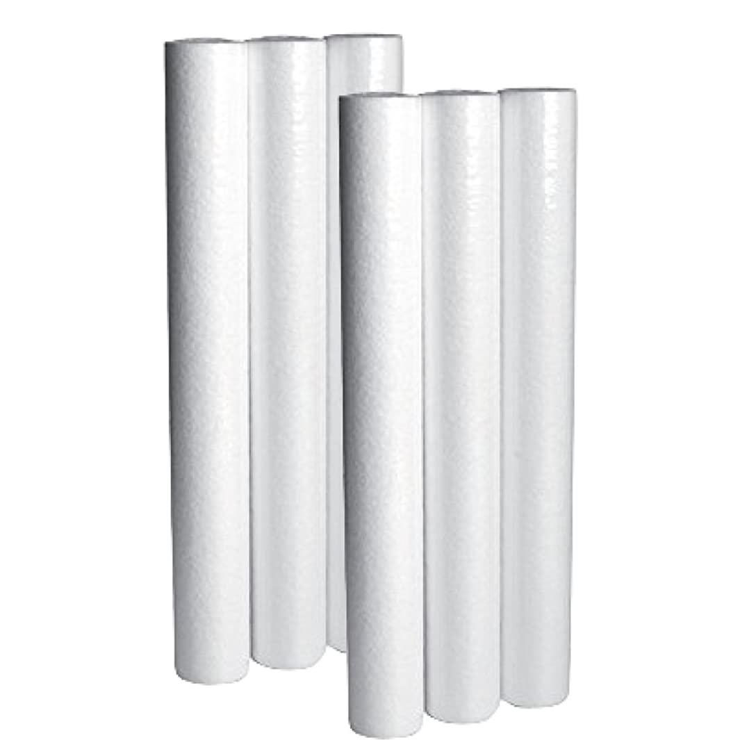 LifeSource Water Systems - 5 Micron Home Sediment Water Filter Cartridges - Replacement Cartridges - 20
