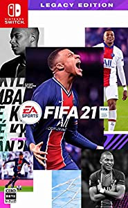 FIFA 21 LEGACY EDITION - Switch