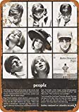 KODY HYDE Metall Poster - Barbra Streisand People - Vintage
