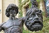 druck-shop24 Wunschmotiv: Skulptur David mit dem Haupte