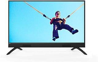 تلفزيون ذكي بشاشة ليد ودقة فل اتش دي من فيليبس قياس 32 بوصة مع تقنية بكسل بلس اتش دي 32PHT5883/56، لون اسود