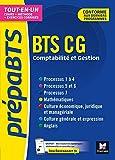 PrépaBTS - BTS CG - Toutes les matières - Révision et entraînement