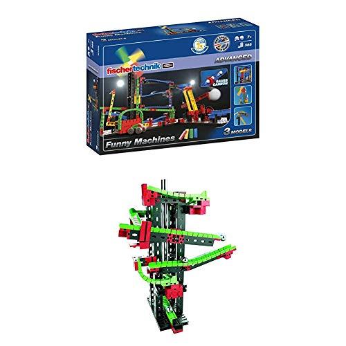 Fischertechnik Funny Machines + Dynamic S