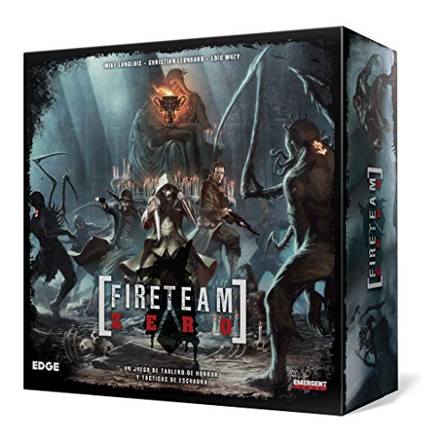 Edge Entertainment Fireteam Zero - Juego de Mesa EDGEG01