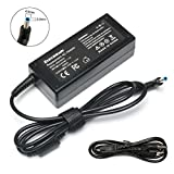 19.5V 3.33A AC Adapter Charger for HP 15-F009WM 15-F023WM 15-F039WM 15-F059WM 15-g073nr F9H92UA 15-g074nr Laptop 4.5/3.0mm Power Supply with Cord